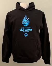 hooded sweatshirt u2014 special olympics usa games