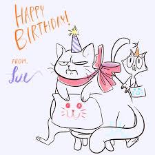 margarita gif gif funny cat birthday