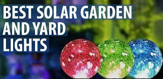 Best Solar Garden Lights Best Solar Garden And Yard Lights Ledwatcher