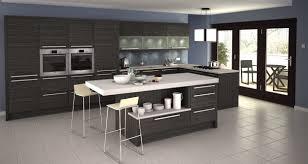 kitchen dazzling decorating ideas using white laminate