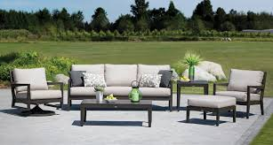 Patio Dining Sets Toronto - patios cozy outdoor furniture design by portofino patio furniture
