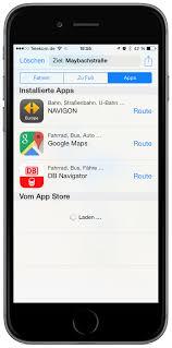 Google Maps Navigation Iphone Navigation Der