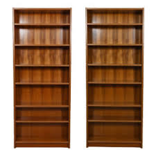 Extra Tall Bookcases Modern Mobler