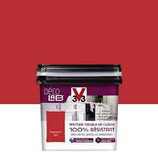 v33 renovation meubles cuisine peinture pour cuisine decolab meuble de 100 resist v33 piment