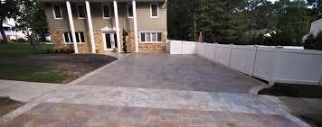 Long Island Patio by Long Island Masonry Contractors Construction Design