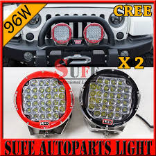 led driving lights for trucks 9 inch 96w cree led driving light 4x4 4wd offroad led truck work