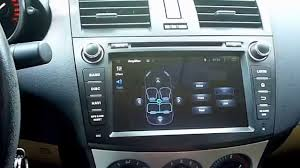 mazda 3 2009 mazda 3 2009 2013 android dvd radio youtube