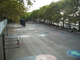 111th street basketball courts