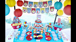 Theme Party Decorations - stunning pool party decorations youtube