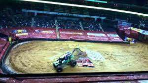 monster truck jam charlotte nc monster jam grave digger freestyle charlotte nc january 21 youtube