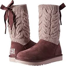 uggs womens boots zappos ugg boots ribbons shipped free at zappos