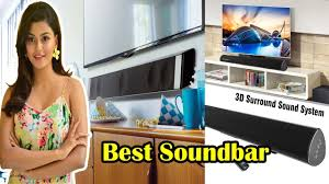 Top 5 Sound Bars Best Soundbar Top 5 Best Soundbars Review Soundbars For Home