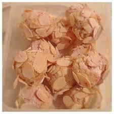 stem ginger macaroons mylogicisfuzzy