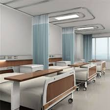 anti fire curtain used hospital curtains fabric buy anti fire