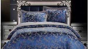 Royal Blue Comforters Awesome Online Get Cheap Royal Blue Comforter Aliexpress Alibaba Group Intended For Royal Blue Comforter Set Queen 585x329 Jpg
