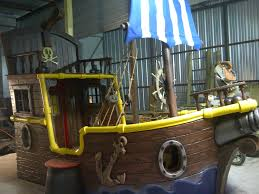 Pirate Ship Bunk Bed Bedroom Pirate Ship Bunk Beds Tyke Pirate Ship