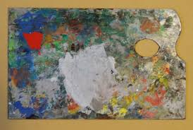 Paint Pallet by Artlife Painting The Artists Palette