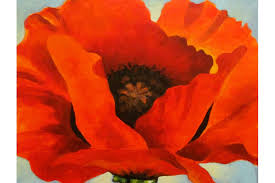 Vase With Red Poppies 10 Most Famous Flower Paintings Widewalls
