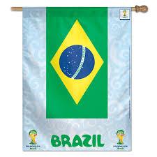 Brazil Flag Image Fifa World Cup Team Brazil Banner Flag