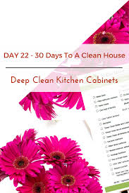 deep clean kitchen cabinets kitchen decoration