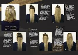hair extension types hairquip knowledgebase hair extensions