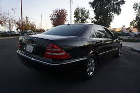 mercedes s500 2000 used 2000 mercedes s500 dts at city cars warehouse inc