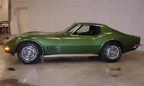 1972 corvette lt1 1972 chevrolet corvette lt1 t top 23105