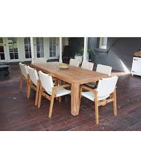Teak Outdoor Table Bairo Teak Outdoor Table 240 Easterly