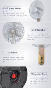 Good Quality Pedestal Fans Summer Sale Products India Best Battery Operated Pedestal Fan