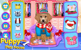 puppy dog sitter play house android apps on google play