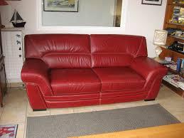 vendre canapé achetez à vendre canapé cuir occasion annonce vente à kervignac