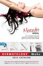 dermatology mohs catalog 2014 mercedes medical by mercedes