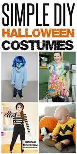 Simple Diy Halloween Costume 5 Ways To Create Your Own Diy Costume Infarrantly Creative