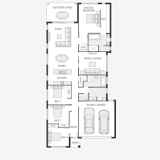 Double Master Bedroom Floor Plans The Avoca Series Versatile Family Homes