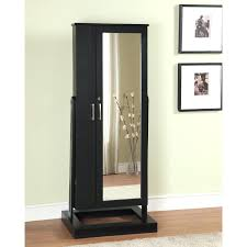 Jewelry Armoire Pier One Wall Mounted Mirrored Jewelry Armoire White Mirror Box Canada