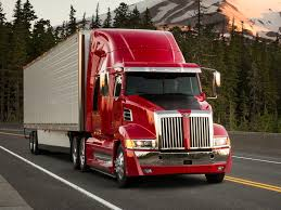 new western star 5700xe truck aerodynamic powerful efficient