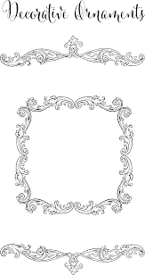 gorgeous royalty free images decorative frame border and divider