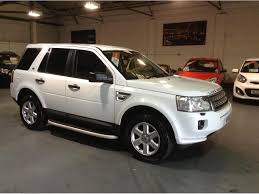 used land rover freelander 2 suv 2 2 td4 gs 4x4 5dr in glasgow