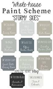 color schemes for home interior color scheme house interior slucasdesigns com