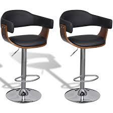chaise cuisine avec accoudoir chaise haute de bar avec accoudoir mobilier design décoration d