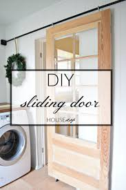 Sliding Barn Door Room Divider by Diy Barn Doors With Glass Barn Decorations