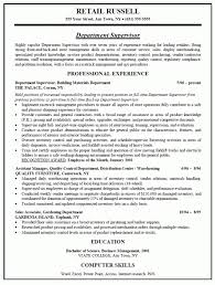 Resume For A Grocery Store Retail Manager Resume Template Assistant Manager Resume Assistant