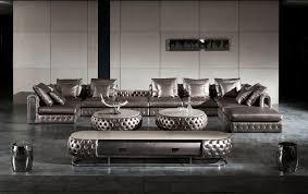 canapé design luxe italien classique de luxe design italien canapé en cuir pleine haut de gamme