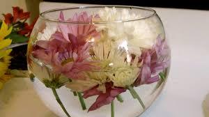 Round Flower Vases Flower Makeover Rentalhouserules