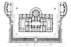 Ancient Roman Villa Floor Plan by Roman Baths Of Caracalla Plan Roman Villa Urbana Floor Plan Http