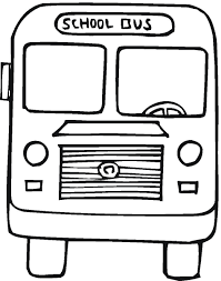 bus safety coloring page 28051 bestofcoloring com