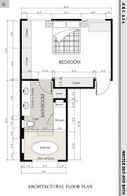 square meters modern small apartment design under 50 square meters everyone will