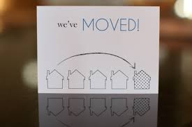 best 25 moving card ideas on we ve moved cards we we