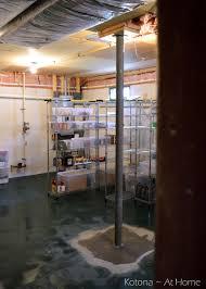 basements kotona at home