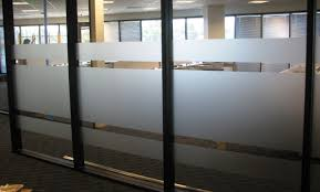 glass door film privacy privacy film provides esthetics signs unlimited